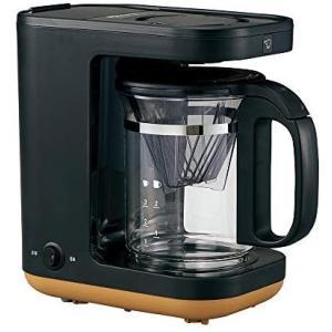 象印 コーヒーメーカー STAN. EC-XA30-BA (ブラック 4カップ以下) bluebird-shoji