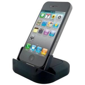 MCA Charging cradle iPhone用 黒 14840 (ブラック)|bluebird-shoji