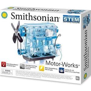 エンジン模型 スケルトンエンジンプラモデル Smithonian スミソニアン|bluebird-shoji