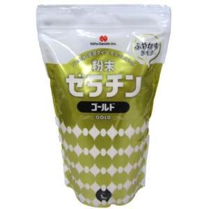 新田ゼラチン 粉末ゼラチン ゴールド1kg bluebird-shoji