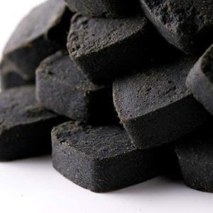 竹炭パウダー使用  訳あり竹炭マンナン おからクッキー 1kg (竹炭マンナン, 500x2) bluebird-shoji