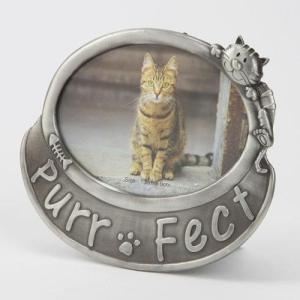 品番:EK915-156  Catねこボウルフレーム  / ねこフレーム  猫の写真立て|bluebonnet-aoyama