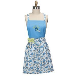 品番:Kay-R6181   ケイディーデザイン Kay Dee Design エプロン / Blueberry Basket  ブルーベリー柄|bluebonnet-aoyama