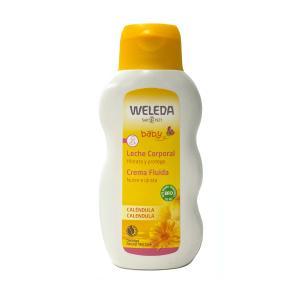 WELEDA ヴェレダ カレンドラ ベビーミルクローション 200ml  並行輸入品