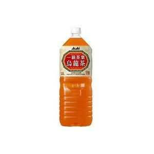 アサヒ 烏龍茶2L×6本 ( ウーロン茶 2リットル ) 6本セット 1ケース ※キャンセル不可商品|bluechips