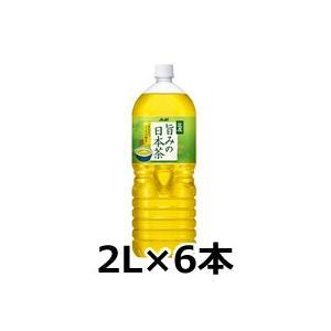 アサヒ 匠屋緑茶 2L×6本 (1ケース)( お茶 緑茶)|bluechips