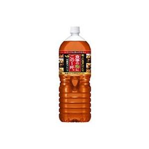 アサヒ 食事の脂にこの一杯。 2L×6本 ( 2リットル ) 6本セット 1ケース(サントリー黒烏龍茶並みの人気)|bluechips