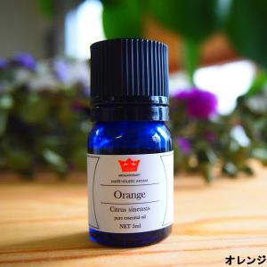 定形外は送料290円から  ミュゼホリスティックアロマ 精油 オレンジ 5ml|bluechips