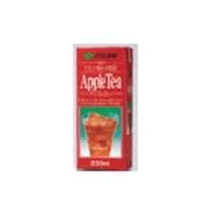 伊藤園(いとうえん)やさしい味わいの紅茶アップルティー紙パック250ml×24本( 1ケース )|bluechips