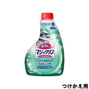 花王 マジックリン ハンディスプレー ミントの香 つけかえ用 400ml|bluechips