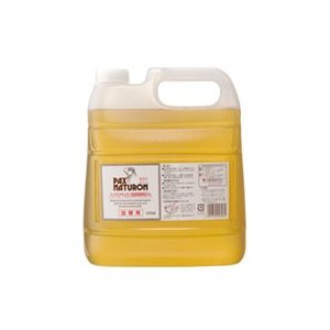 ナチュロン 洗濯用液体石鹸 詰替 4L(太陽油脂 パックス/パックスナチュロン/洗濯石鹸) 取り寄せ商品|bluechips