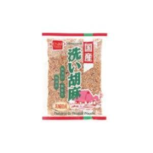 定形外は送料290円から 杉食 健康フーズ 国産 洗い胡麻 白 60g 取り寄せ商品 bluechips
