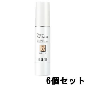 アクセーヌ スーパーサンシールド EX SPF50+・PA++++ 22g 6個セット [ acseine / 化粧品 / UVケア ]|bluechips