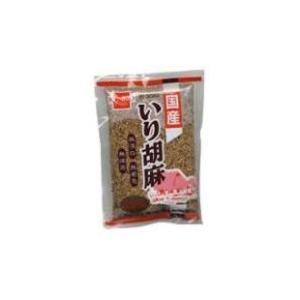 定形外は送料290円から 杉食 健康フーズ 国産 いり胡麻 金 60g 取り寄せ商品 bluechips