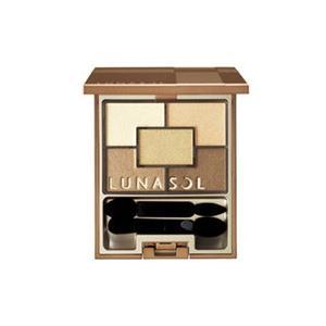 定形外は送料296円から ルナソル スパークリングアイズ 01 Gold Sparkling