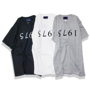 Tシャツ メンズ 半袖 ブランド おしゃれ サーフ レディース 1975 TOKYO UPSIDEDOWN Tee 3カラーユニセックス セール|blueism-y
