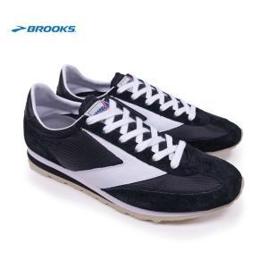 ブルックス スニーカー レディース ヴァンガード BROOKS シューズ 靴 ブラック ホワイト 1101661D-125 VANGURARD BLACK WHITE OOO|blueism-y