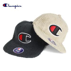 Champion LIFE チャンピオン キャップ 帽子 ベージュ ブラック ベースボールハット ベースボールキャップ チャンピオンライフ|blueism-y