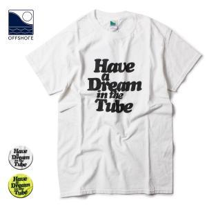 Tシャツ メンズ ブランド 半袖 おしゃれ レディース オフショア メッセージ ネオンカラー プリント 文字 サーフ サーフブランド 20代 30代|blueism-y