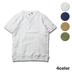 Tシャツ メンズ 半袖 ブランド レディース 半袖Tシャツ Vガゼット カットソー サーフ feel so easy WEST SHORE|blueism-y