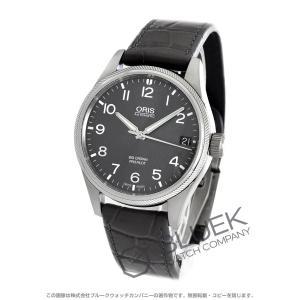 オリス ビッグクラウン プロパイロット 腕時計 メンズ ORIS 751 7697 4063DLGY...