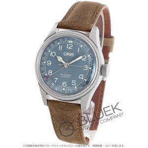 オリス ビッグクラウン ポインターデイト 腕時計 メンズ ORIS 754 7741 4065F_8
