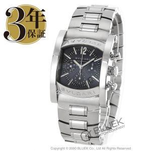 ブルガリ アショーマ クロノグラフ 腕時計 メンズ BVLGARI AA44C14SSDCH_8