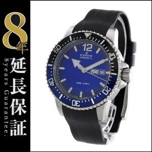 エドックス EDOX クロノラリー S メンズ 84300-3NBUCA-BUBN bluek