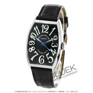 フランクミュラー FRANCK MULLER 腕時計 カサブランカ クロコレザー メンズ 5850 CASABLANCA