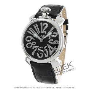 【数量限定特価】ガガミラノ GaGa MILANO 腕時計 マヌアーレ48MM メンズ 5010.04S