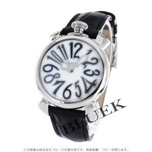 ガガミラノ GaGa MILANO 腕時計 マヌアーレ40MM ユニセックス 5020.5