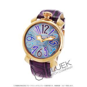 ガガミラノ GaGa MILANO 腕時計 マヌアーレ40M...