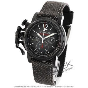 グラハム クロノファイター ヴィンテージ エアクラフト リミテッドエディション 世界限定250本 クロノグラフ 腕時計 メンズ Graham 2CVAV.B19A.T39T|bluek