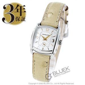 387547248b ハミルトン バグリー オーストリッチレザー 腕時計 レディース HAMILTON H12351855_8