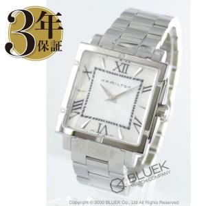 ハミルトン HAMILTON 腕時計 ジャズマスター スクエ...