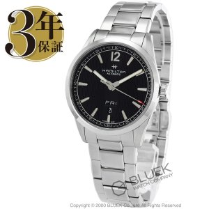 ハミルトン ブロードウェイ デイデイト 腕時計 メンズ HAMILTON H43515135_3