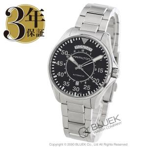 ハミルトン HAMILTON 腕時計 カーキ アビエーション オート メンズ H64615135...