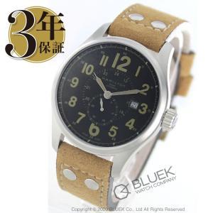 ハミルトン カーキ オフィサー 腕時計 メンズ HAMILTON H70655733_8