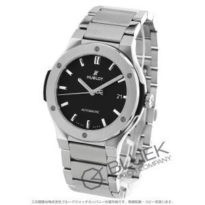 ウブロ クラシック フュージョン チタニウム 腕時計 メンズ HUBLOT 510.NX.1170....