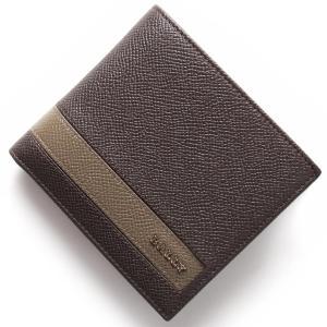バリー 二つ折財布 LYITEL バークアッシュブラウン LYITEL 75 メンズ