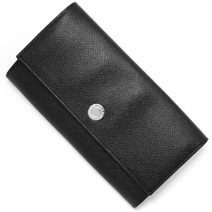 ブルガリ 長財布 クラシコ CLASSICO ブラック 27749 メンズ|bluek