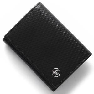 ダンヒル コインケース小銭入れ マイクロ ディーエイト D-EIGHT ブラック L2V380 A メンズ|bluek