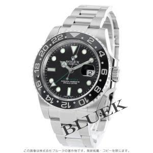 ロレックス Rolex GMTマスターII メンズ Ref.116710LN
