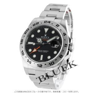 ロレックス Rolex エクスプローラーII メンズ Ref.216570