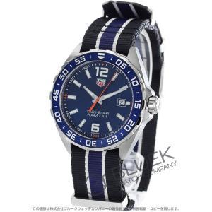 タグホイヤー TAG Heuer 腕時計 フォーミュラ1 メンズ WAZ1010.FC8197|bluek