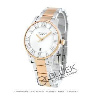 ティファニー TIFFANY 腕時計 アトラス ドーム メンズ Z1810.68.13A21A00A...