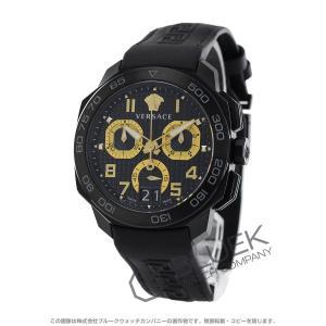 ヴェルサーチ VERSACE ディロス クロノ メンズ VQC020015|bluek