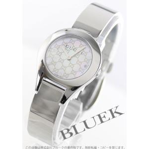 グッチ GUCCI 腕時計 ミラー レディース YA067506