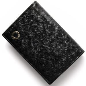 ブルガリ カードケース ブルガリブルガリ BB ブラック 2...