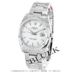 ロレックス Rolex オイスターパーペチュアル デイト メンズ Ref.115234